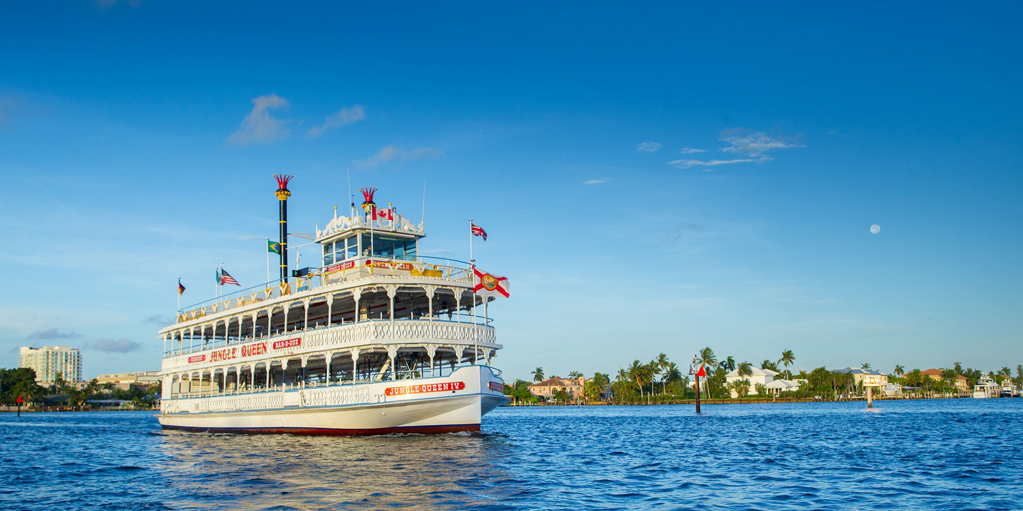 Fort Lauderdale Sightseeing Cruise AM