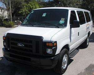 Private Transfer - Miami Airport to Downtown Miami or Miami Beach (3 pax)